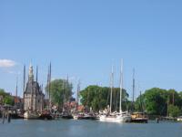 Hafen Hoorn am IJsselmeer (Markermeer)