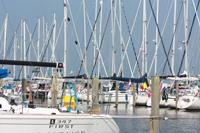 Yachtcharter IJsselmeer: Lemmer und hier Enkhuizen