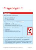 PDF Prüfungsbögen SBF-See. Zum Download.